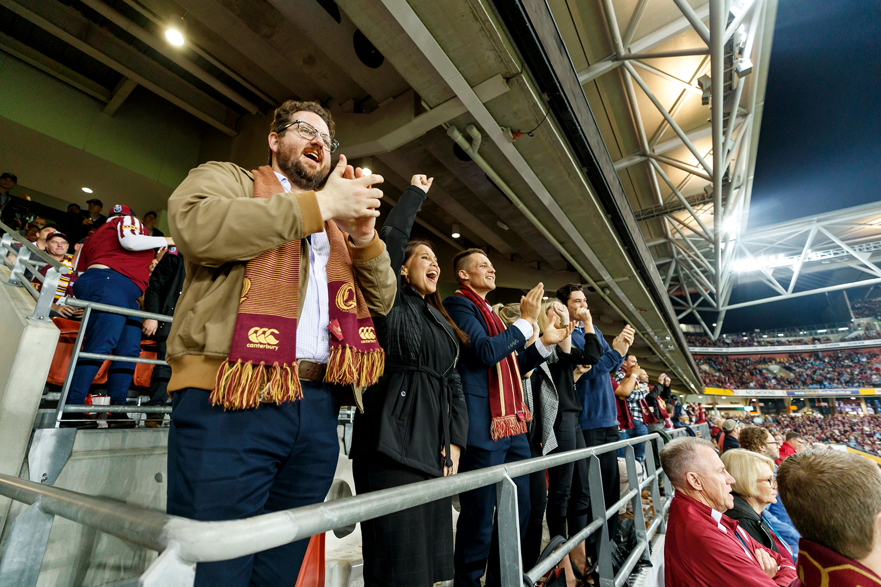 Home Suncorp Stadium Members